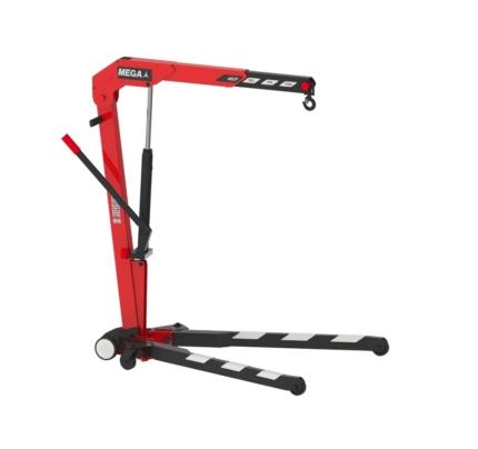 CRV10 | MEGA CRV10 V 型腳架吊車頭機 (1000 公斤) - 預訂