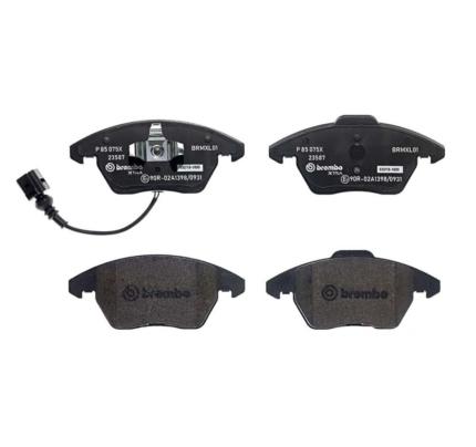 P85075X | Brembo P85075X Brake Pad Set (Front)