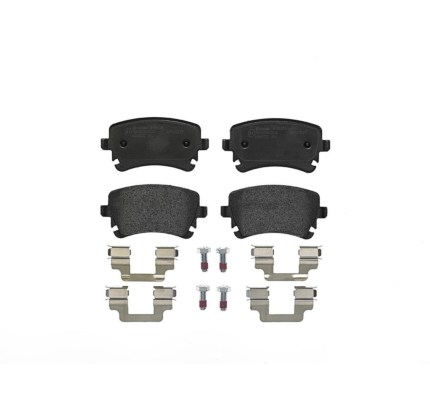 P85076 | Brembo P85076 Brake Pad Set (Rear)